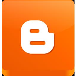 иконка blogger, блоггер,