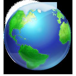иконки  internet, интернет, планета, world, земля,