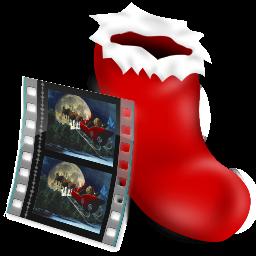 иконки Videos, видео, новый год,