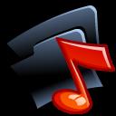 иконки folder, Music, папка, моя музыка,