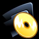 иконки folder, cd, папка, диск,