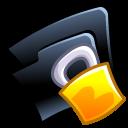 иконки folder, lock, папка, защищенная папка,
