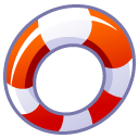 иконки help, помощь, спасательный круг,