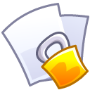 иконки lock, file, файл, защищенный файл,