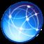 иконка Web, сеть, интернет, internet,