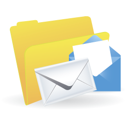 иконки  папка, folder, письмо, почта, конверт, mail, email,