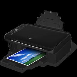 иконки Epson Stylus TX220, принтер, epson, printer,