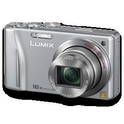 иконка Panasonic Lumix ZS8, фотоаппарат,