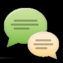 иконки чат, chat, комментарии, общение,