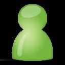 иконки user, юзер, пользователь, контакт,