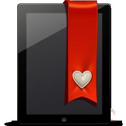 иконки bookmark, закладка, закладки, ipad,