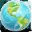 иконка earth, планета, интернет, internet, мир,