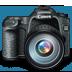 иконки Photography, фотоаппарат, camera, камера, canon,