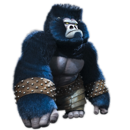 иконки Gorillas, горилла,