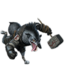 иконки Wolf Boss, Kung Fu Panda,