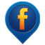 иконка facebook, фейсбук,