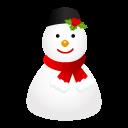 иконки snowman, cap, снеговик, новый год,