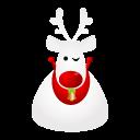 иконка deer, олень, новый год, животные, amimal,