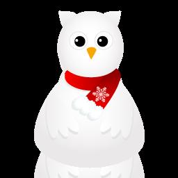иконка owl, сова, новый год, животные, amimal,