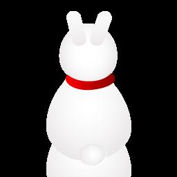 иконки rabbit, животные, amimal, кролик,