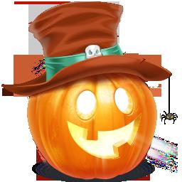 иконка pumpkin, тыква, хэллоуин, halloween, хеллоуин,