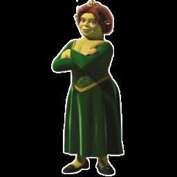иконки Fiona, фиона, шрек,