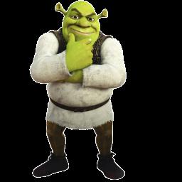 иконка Shrek, шрек,