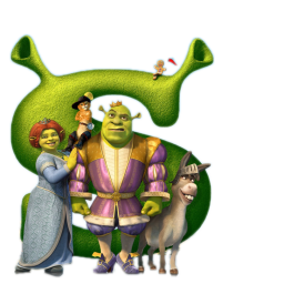 иконки Shrek 5, шрек, shrek,