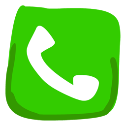иконки phone, телефон, вызовы,