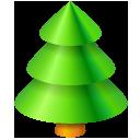 иконка tree, елка,