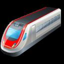 иконки train, поезд,