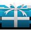 иконка gift, подарок,