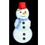 иконки snowman, снеговик, новый год,