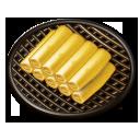 иконка spring roll, роллы, китайская еда,