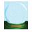 иконка Christmas Snow Globe, снежный шар,