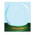 иконки Christmas Snow Globe, снежный шар,