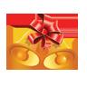 иконки Christmas Bells, рождественские колокольчики, новый год, колокольчик,