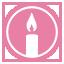 иконки candle, свеча,