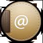 иконка address, контакты, адресная книга,