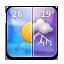 иконки Weather, погода,