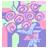 иконка flowers, цветы, букет,