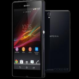 иконки smartphone, android, jelly bean, sony xperia z, sony,
