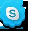иконка skype,