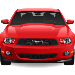 иконки  автомобиль, машина, форд, ford mustang,