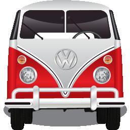 иконки микроавтобус, машина, автомобиль, kombi,