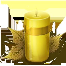 иконки свеча, candle,