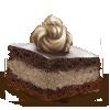 иконки  торт, еда,