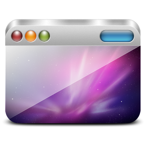 иконки mac, рабочий стол,