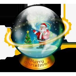 иконки  рождество, новый год, новогодний шар, снежный шар,