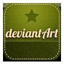 иконки deviantart-128px,